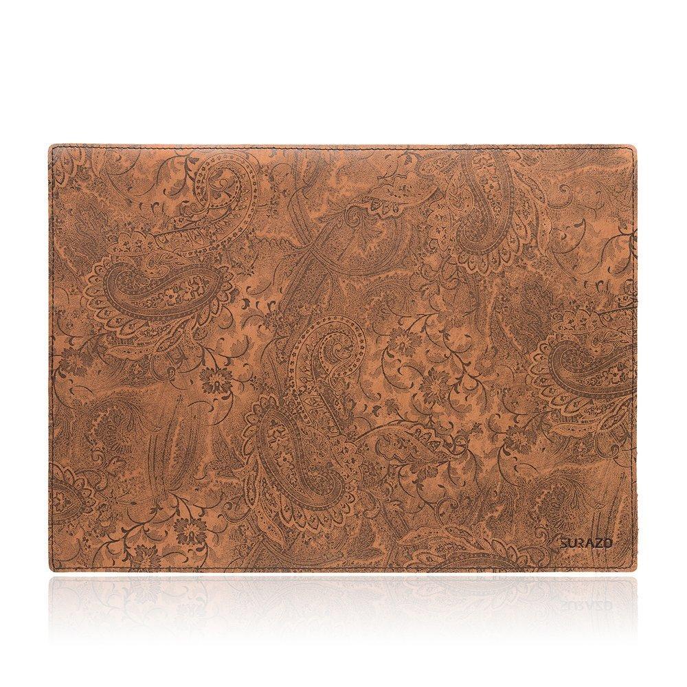 Mousepad - Ornament Nut Brown
