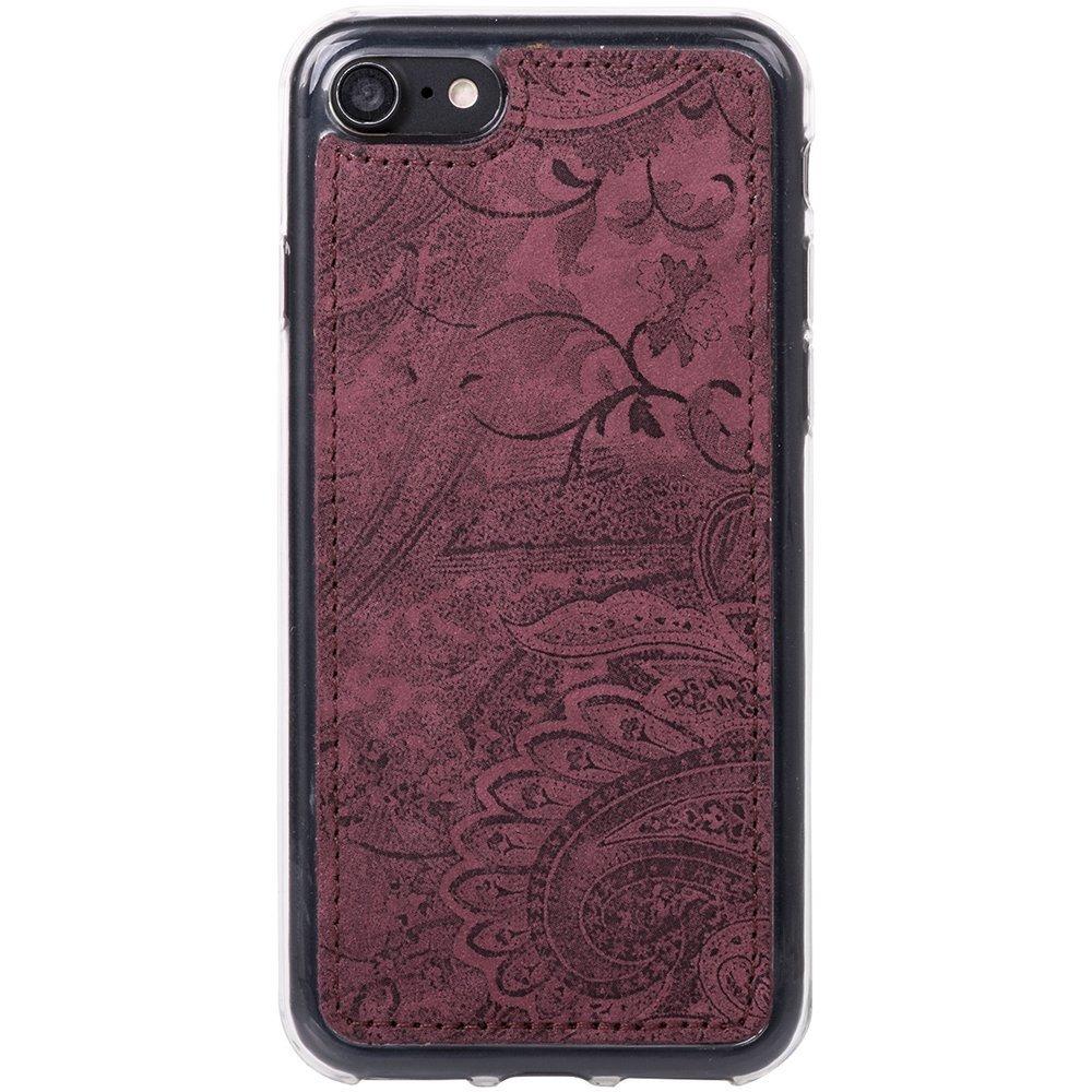 Back case - Ornament Burgund