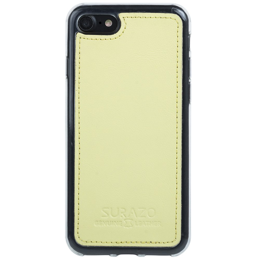 Back case - Pastel Lemon