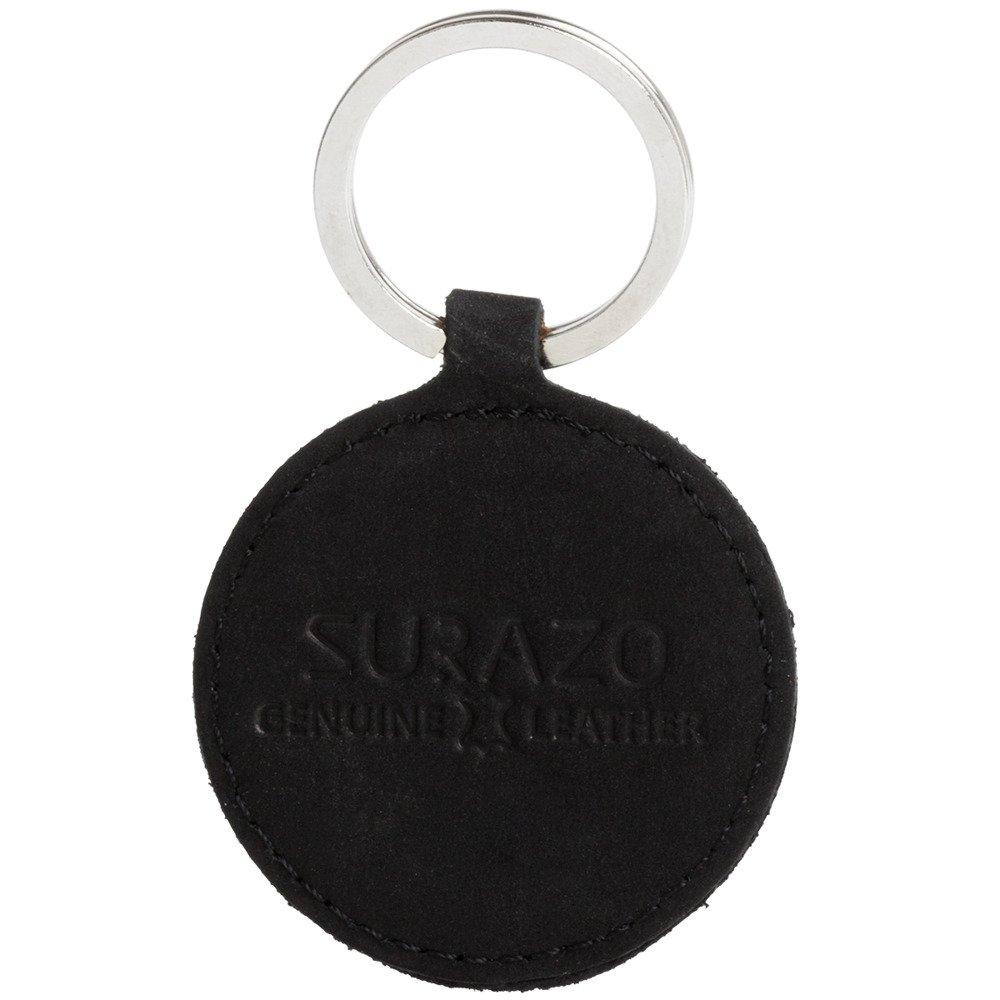 Keychain - Nubuck Black - Believe in yourself