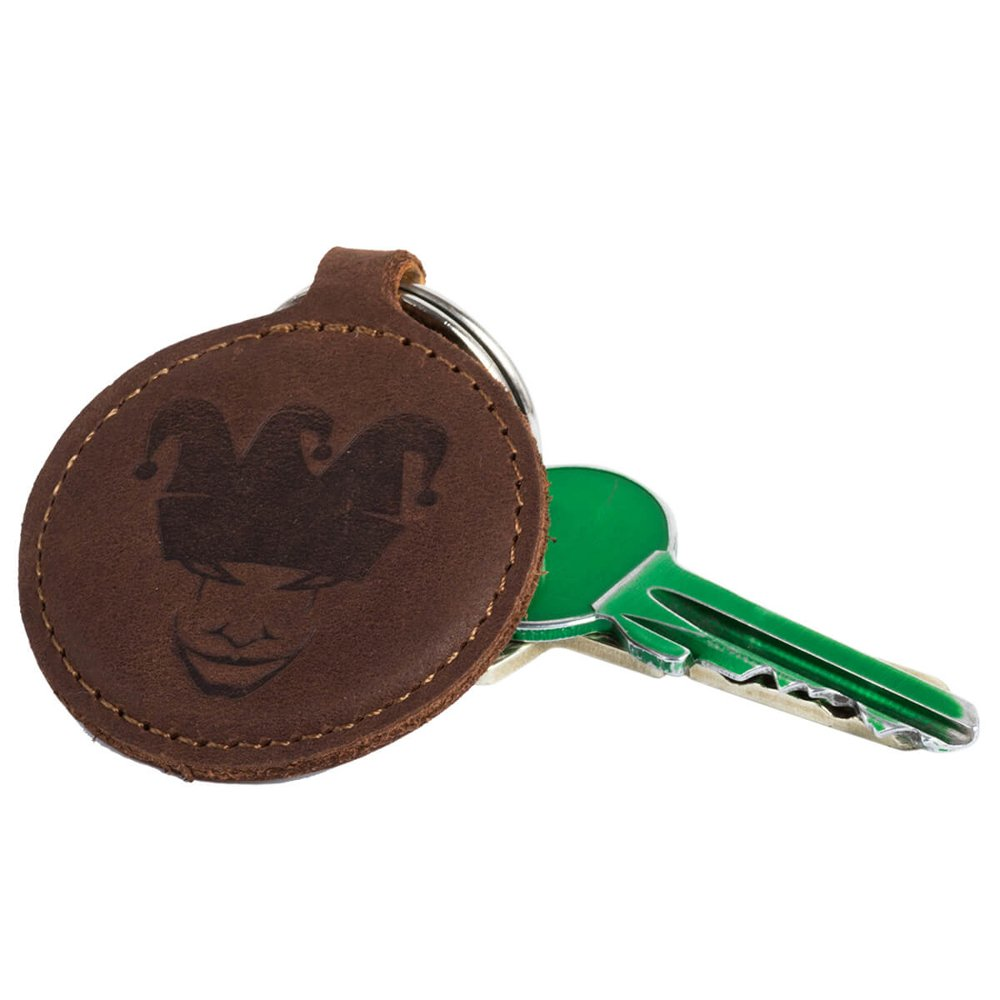 Keychain - Nut Brown - Joker