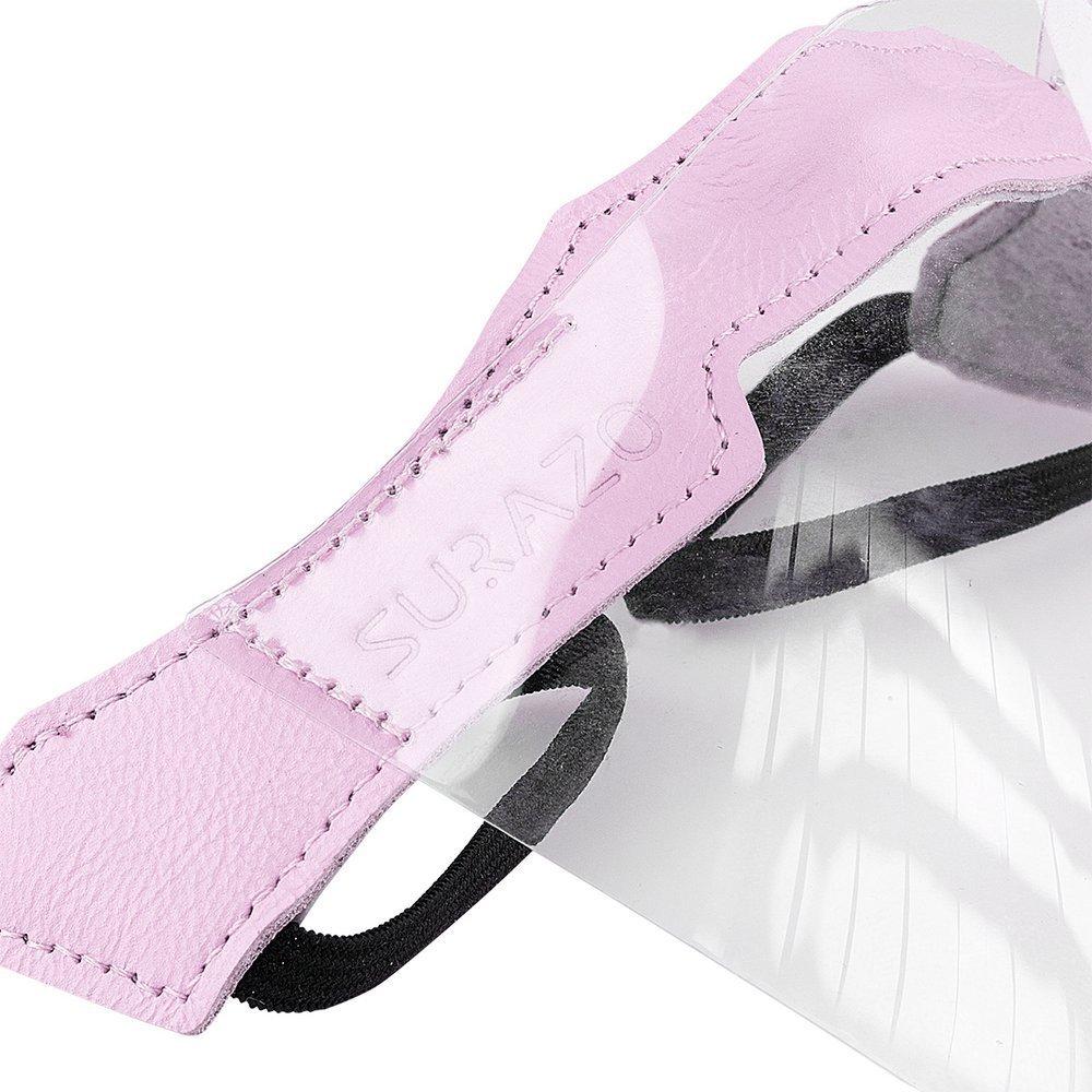 Mini Visor - Pastel Pink