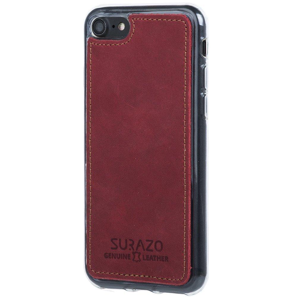 Back case - Nubuk Rot