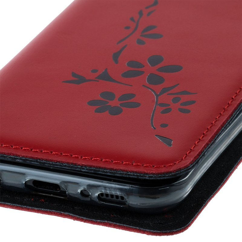 Smart magnet RFID - Costa Rot - Blumen