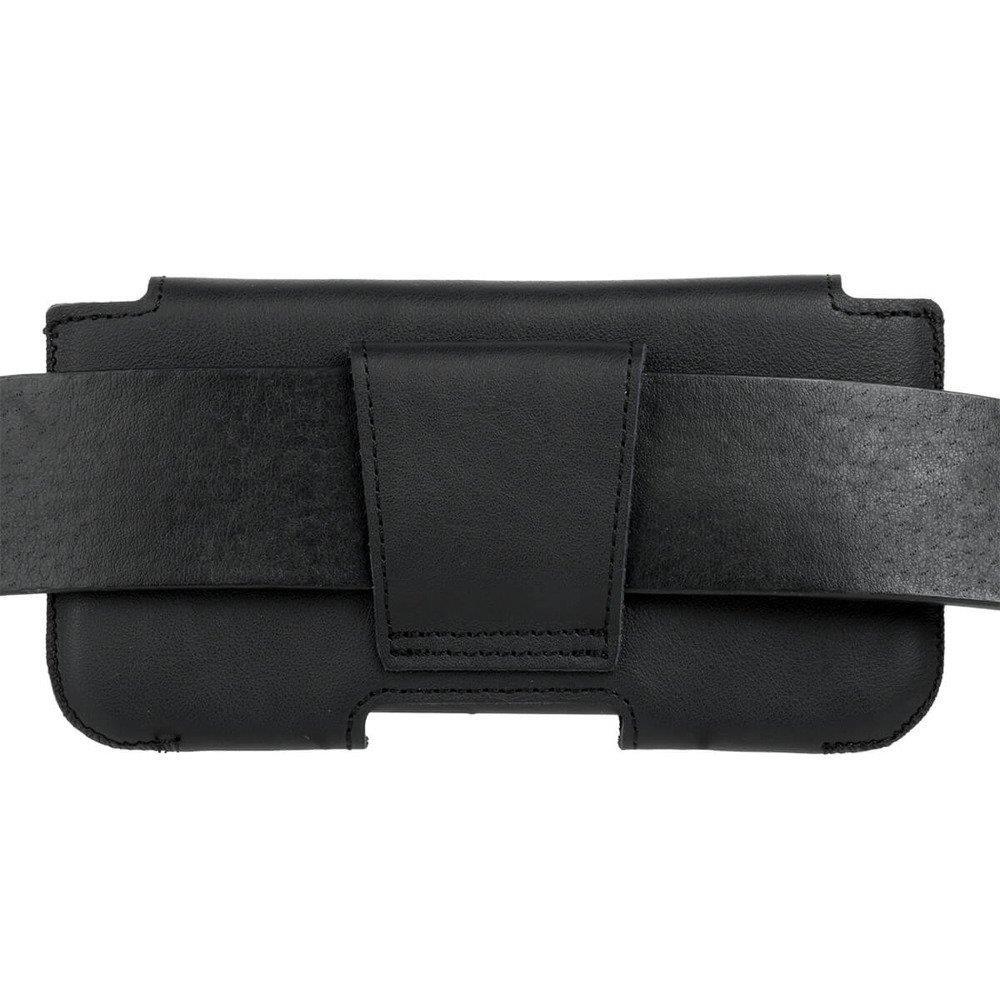Belt case - Dakota Czarny - Jeleń