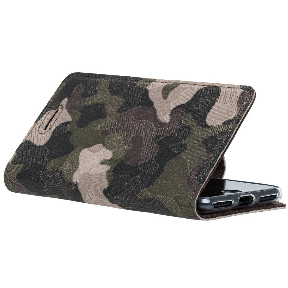 Wallet case - Moro Zielony