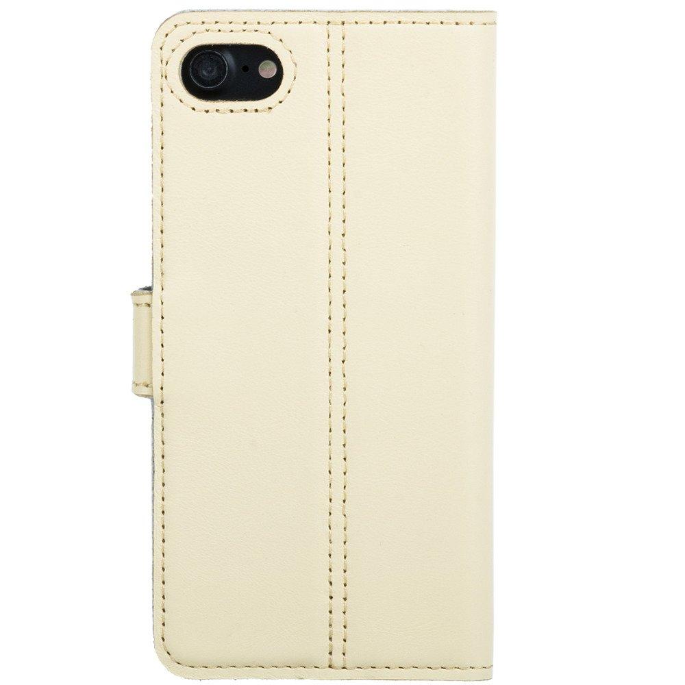 Wallet case - Pastel Żółty